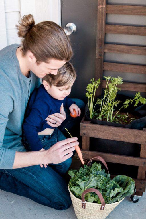Family Urban Gardening