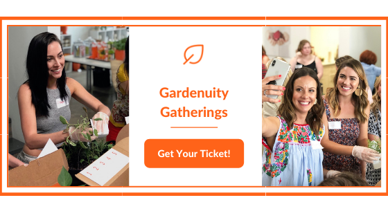 Gardenuity Virtual Events