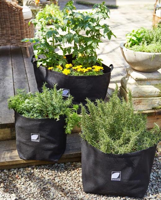 Gardenuity Container Gardens