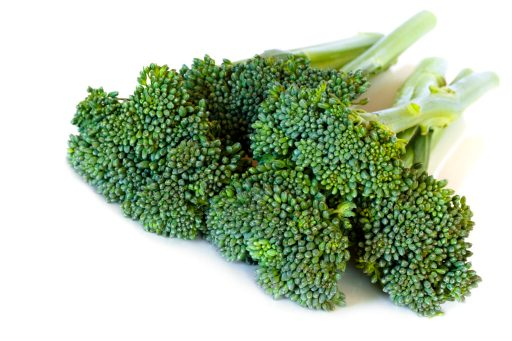 Broccoli Harvested