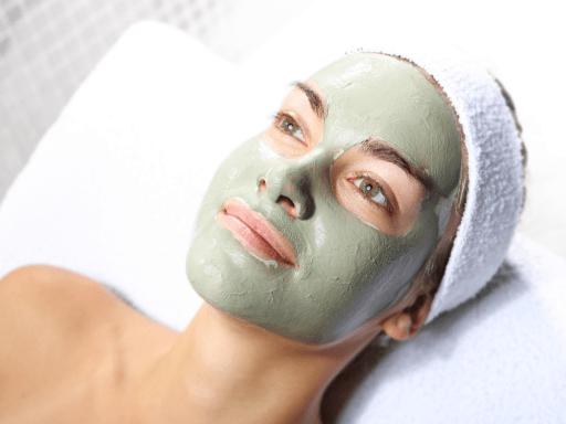 Kale Skin Mask
