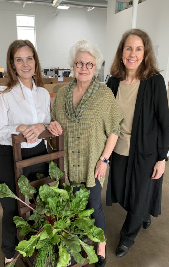 Paula Lambert, Donna Letier, & Julie Eggers