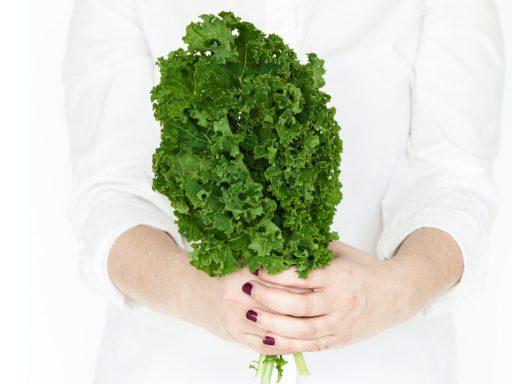 Kale Benefits Skin