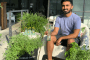 Ravi Shah with Garden Kits