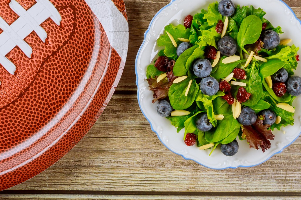 Game Day Salad Recipes | Gardenuity
