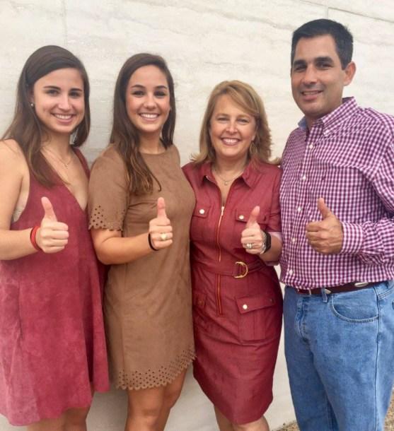Brandy Demeris With Family