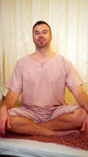 tradčná thajská masáž