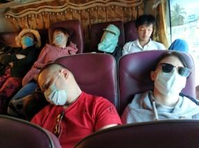 bus zo Saigin-u do Cát Tiên