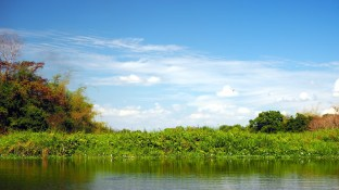 Bau Sau, krokodílie jazero