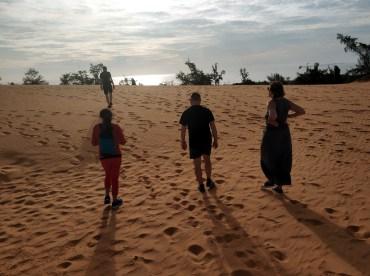 Červené duny