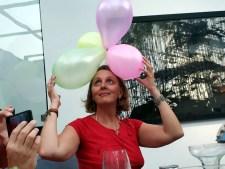 Goca Gallery: vernisáž s narodeninami