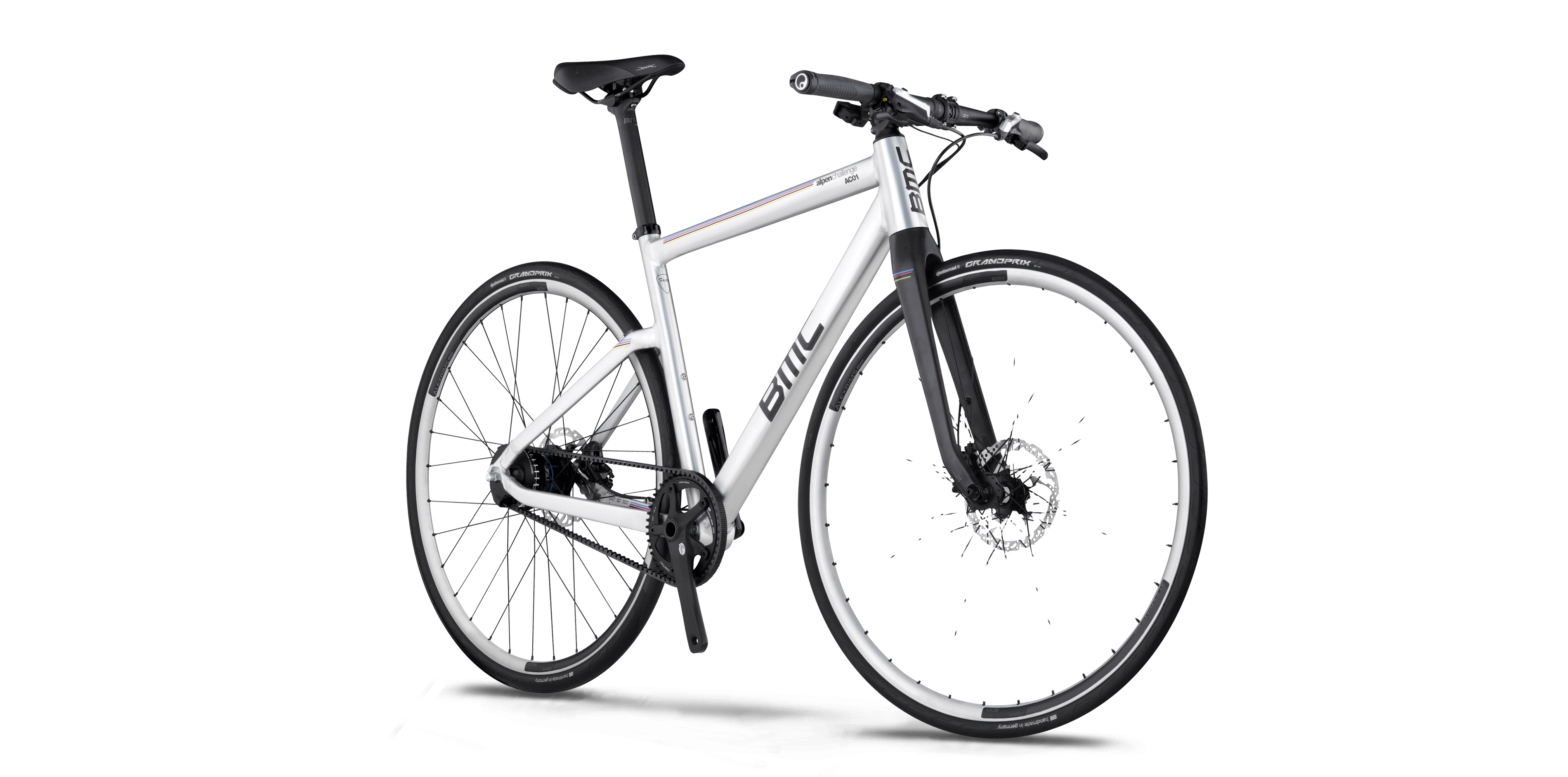 Belted Electronica Gates Partners With Shimano On Alfine Di2 Electronic Shifting
