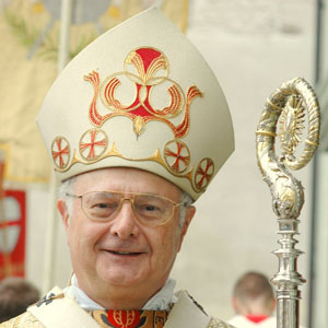 Archbishop of Freiburg Robert Zollitsch