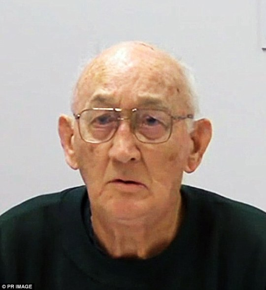 Gerald Francis Ridsdale