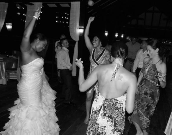 dancingreception