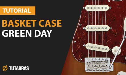 BASKET CASE – GREEN DAY How to play – Electric GUITAR LESSON