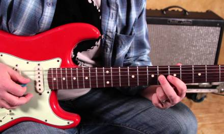 Blues Guitar Lessons – Blues Phrasing with Scales and Arpeggios