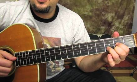 How to Play – More Than Words – Acoustic Guitar Lesson Tutorial