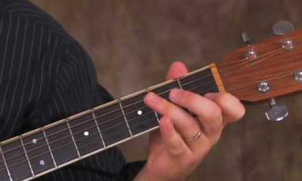 Everlast – What It's Like – Acoustic Guitar Lessons – How to Play on Guitar – Tutorial