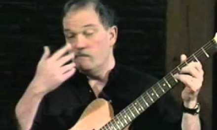 Guitar Lesson) John Abercrombie   Concepts For Jazz Guitar Improvisation