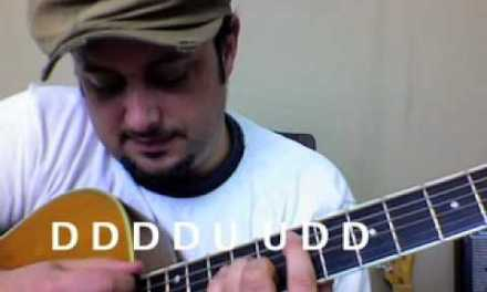 Acoustic Guitar Lesson – Incubus – Drive simple song