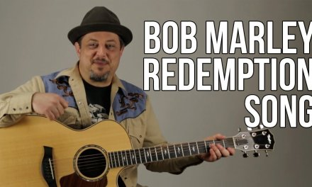 Redemption Song – Acoustic Guitar Lesson – Bob Marley – How to Play on Guitar