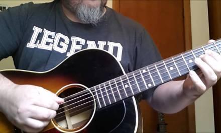 Darren Watson | FREE BLUES GUITAR LESSON | Some Men