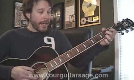 12 Bar Blues Guitar Lesson – Cover Chords Beginner Lessons