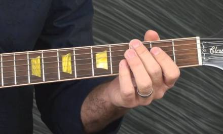 Blues Guitar Lesson – The Stormy Monday Changes