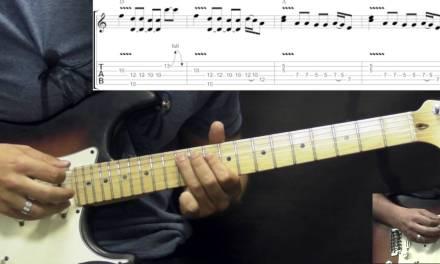 Jimi Hendrix – Killing Floor – Blues Guitar Lesson (w/Tabs)