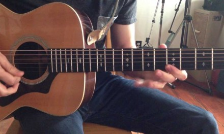 Blues Guitar Lesson – Easy Blues Lead Licks in A