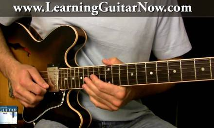 Jimi Hendrix Blues Guitar Lesson – Voodoo Chile Style