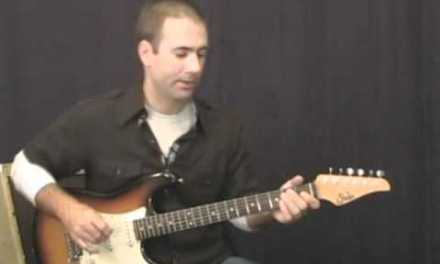 Blues Guitar Lesson – Playing On The Porch Part I