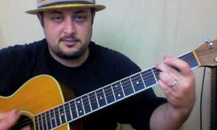 Green Day – Wake Me Up When September Ends – Acoustic Guitar Lesson – How to Play