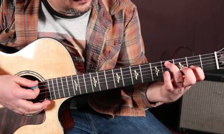 Acoustic Blues Guitar Lesson Land of E7 How to play the Blues, strumming & rhythm plus learn