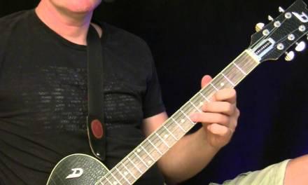 Guitar Lesson – Jazz Blues Essentials
