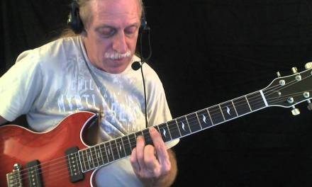 "How to Play ""Crosscut Saw"" – Blues Guitar Lesson"