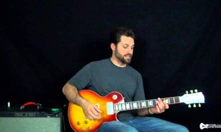 Evil Ways – Electric Guitar Lesson Preview
