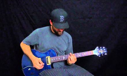 Iron Man – Electric Guitar Lesson Preview