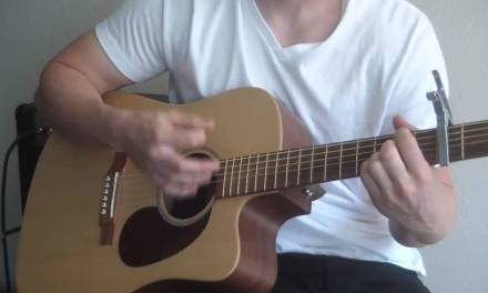Howie Day – Collide Guitar Tutorial (Chords, Strumming Pattern, Complete Lesson For The Song)