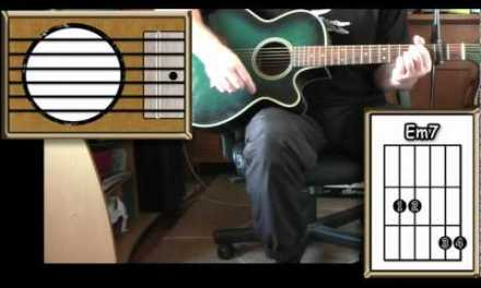Wonderwall – Oasis – Acoustic Guitar Lesson