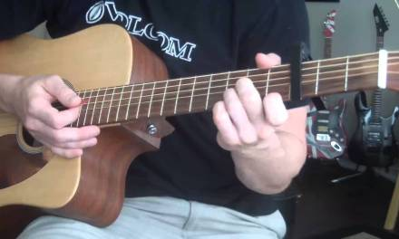 Sixpence None The Richer – Kiss Me Guitar Lesson (Chords, Strumming Pattern, Etc)