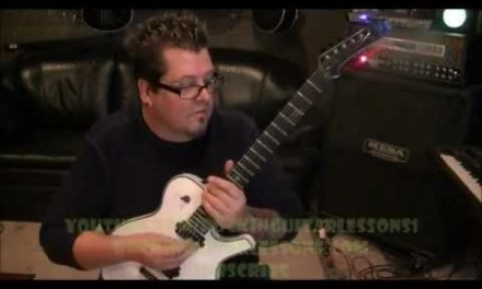 Men At Work – Down Under – Electric Guitar Lesson by Mike Gross