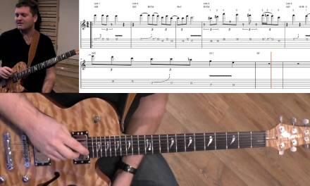 "Guitar Lesson: Robben Ford On ""Revelation"" – Jazz/Blues/Fusion"