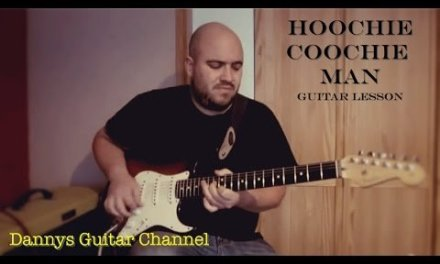 Hoochie Coochie Man – Muddy Waters – Chicago Blues Guitar Lesson