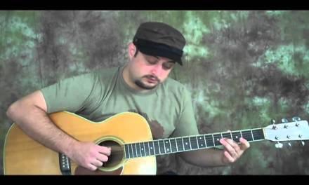 Blues Guitar Lesson – Sizzling Licks