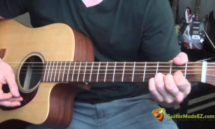 Jethro Tull – Locomotive Breath Guitar Lesson ( Chords , StrummingPattern )