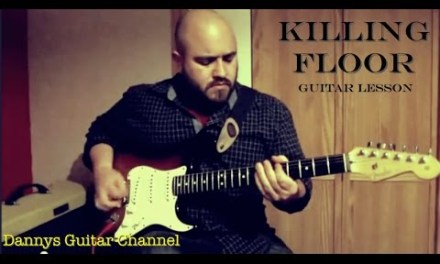 Killing Floor by Howlin Wolf – Blues Guitar Lesson
