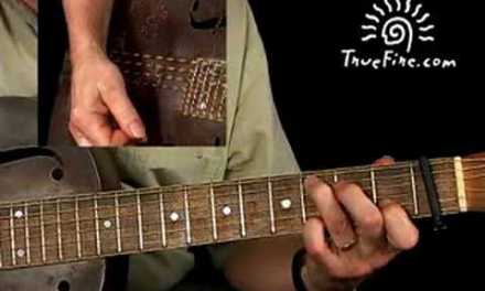 Country Blues Guitar Lesson – Down The Dirt Road Blues Breakdown – Paul Rishell