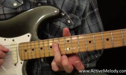 PART 2 – Eric Clapton Blues Guitar Lesson – Journeyman Style